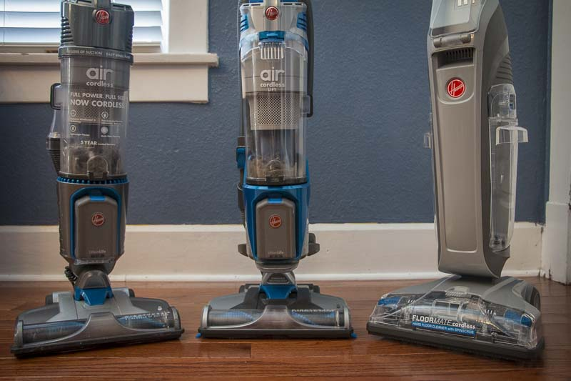 Hoover-Air-Cordless-Lineup