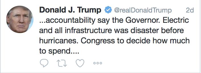 Trump's tweet 2