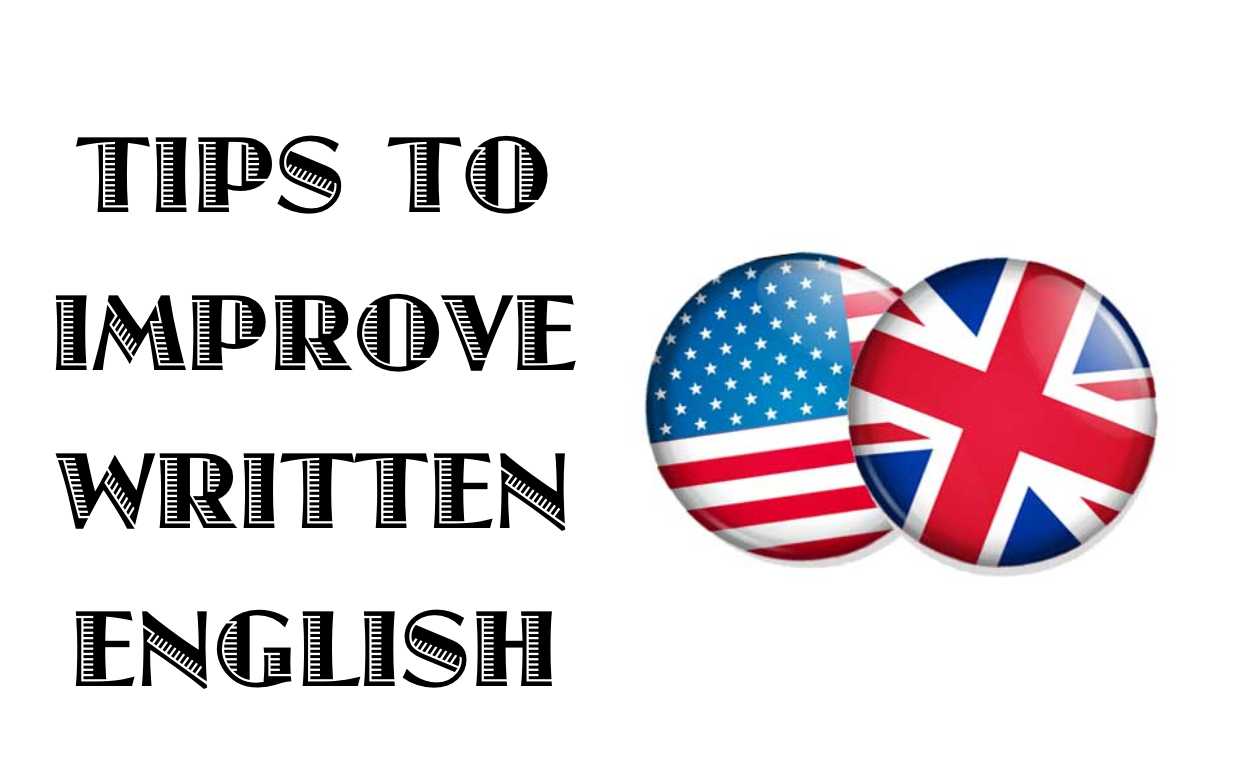 tips to improve written english