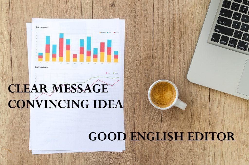 英語編集のヒント
