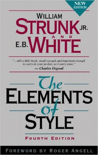 the element of style