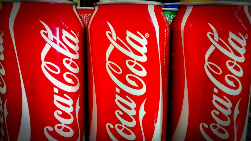 Coke is subject  to sugar tax