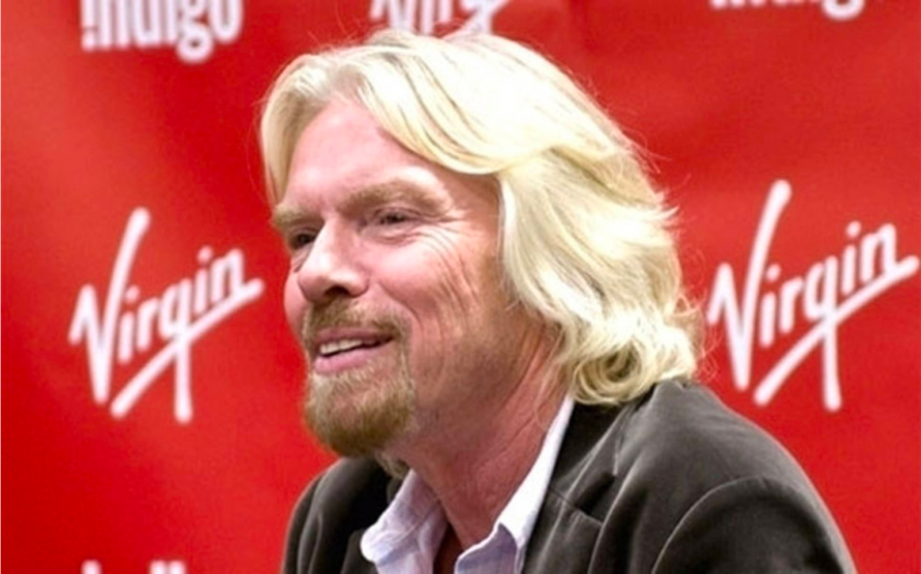 virgin group founder