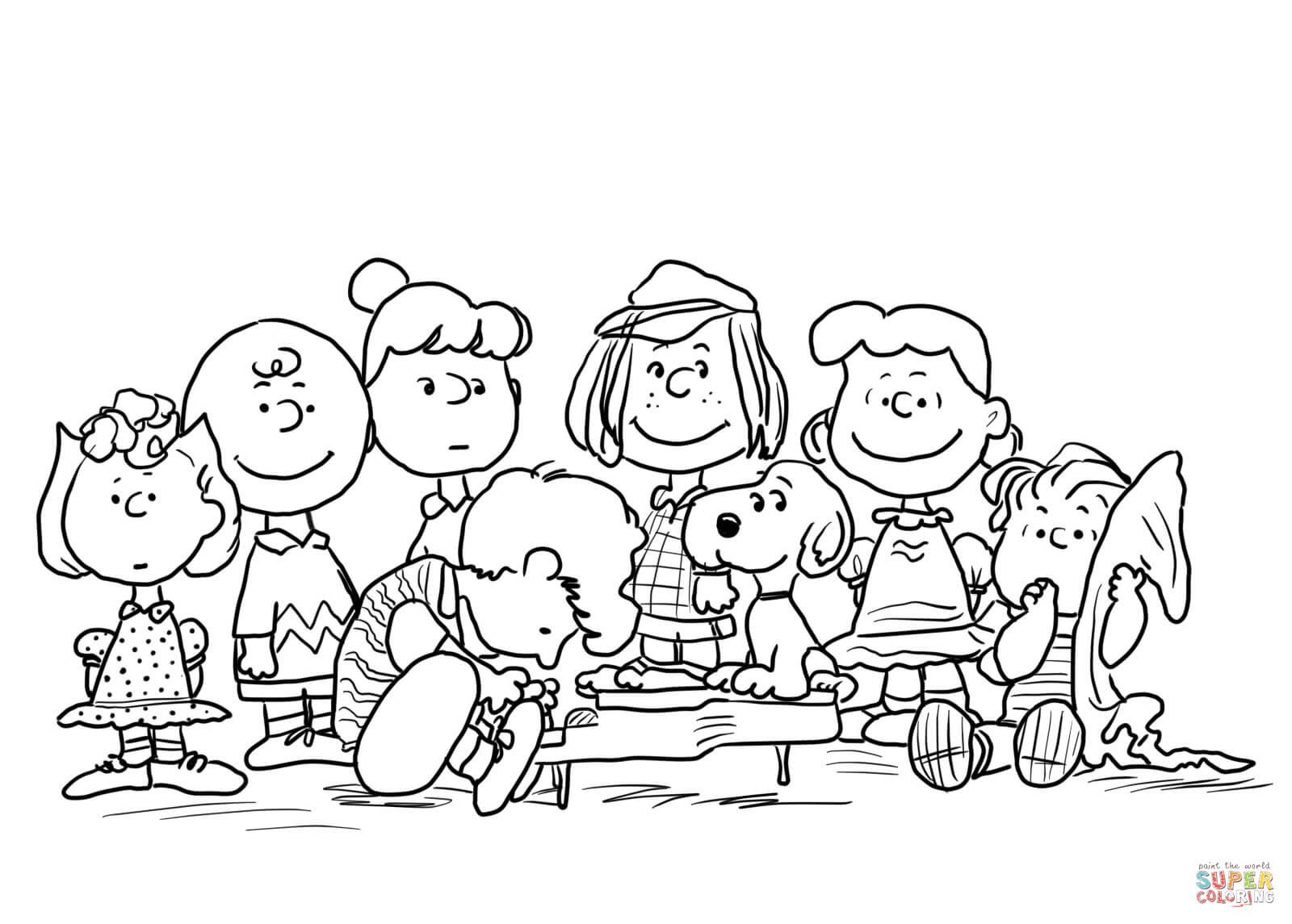 peanut-characters