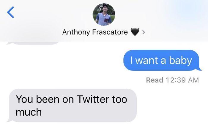 i know i know, its twitter